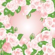 Royalty-Free Stock Imagen vectorial: Beautiful Love card, vector illustration