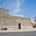 St. Antonio Fortress. Bari. Apulia. — Stock Photo