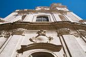 ναός αγίου pietro. molfetta. απουλία. — Φωτογραφία Αρχείου
