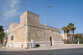 St. Antonio Fortress. Bari. Apulia. — Photo