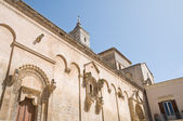 Cathedral. Matera. Basilicata. — Stock Photo