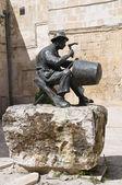 Bronz heykel. — Stok fotoğraf