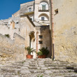 View of Matera. Basilicata. - Stock Photo