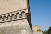 Norman- Swabian Castle. Bari. Apulia. — Stock Photo