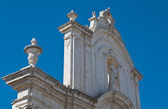 Maria SS. Assunta Cathedral. Molfetta. Apulia. — Stock Photo