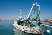 Fishing trawler. — Stockfoto