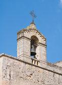 St. Domenico Belltower Church. Matera. Basilicata. — Stockfoto