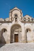Chiesa di San giovanni battista. Matera. Basilicata. — Foto Stock
