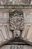 Santoro Palace. Matera. Basilicata. — Stock Photo