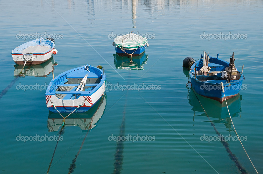 Boats. — Stock Photo #5537046