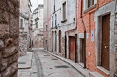 Alleyway. Andria. Apulia. — Stock Photo