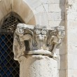 Detail of the Chatedral. Barletta. Apulia. — Stock Photo #5588302