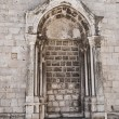 Detail of the Chatedral. Barletta. Apulia. — Stock Photo #5588431