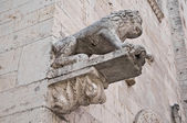 Mramorová socha. — Stock fotografie