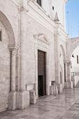Basilica del Santo Sepolcro. Barletta. Apulia. — Stock Photo
