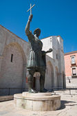 The Colossus of Barletta. Apulia. — Stock Photo
