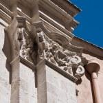 Marble columns. — Stock Photo