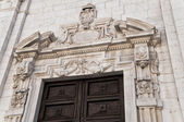 St. Domenico Church. Barletta. Apulia. — 图库照片