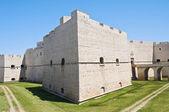 Norman- Swabian Castle. Barletta. Apulia. — Stock Photo