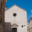 Stock Photo: St. Pietro Church. Barletta. Apulia.