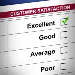 Customer satisfaction survey — Stock Photo #6413625