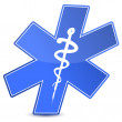 Medical symbol — Stock Photo #6414846
