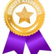 Quality assurance — Stock Photo