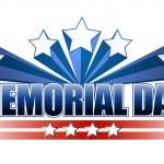 Memorial day — Stockfoto