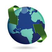 Around the world concept — Stock Photo