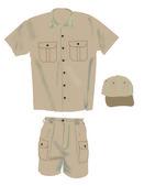 Uniform — Stockfoto