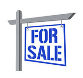 For Sale Sign. Vector available — Stock Photo