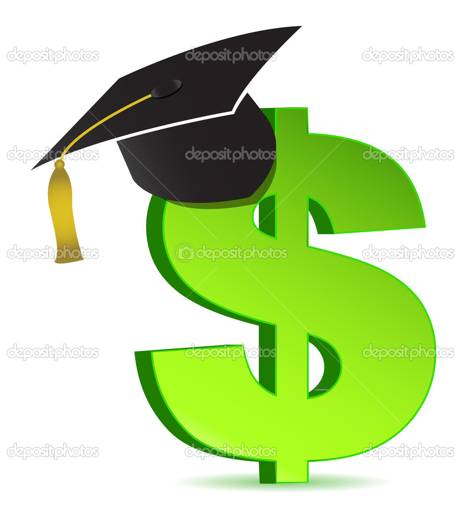 Education And Dollar Sign Stock Photo 169 Alexmillos 6414503