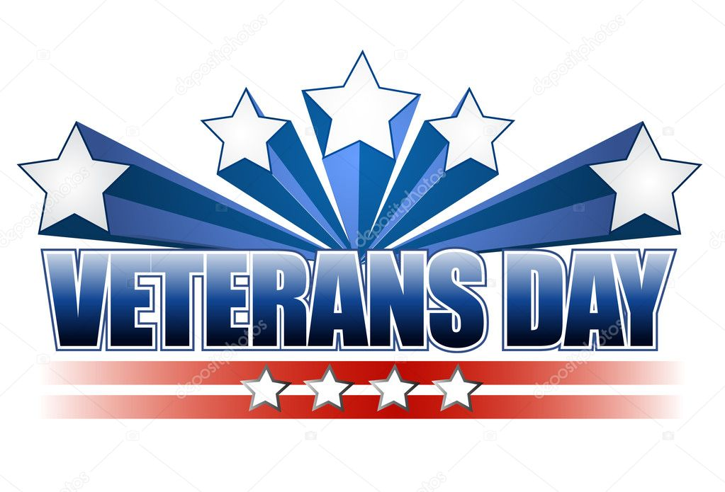 Veterans Day Logo 2014 Veterans Day Logo Illustration