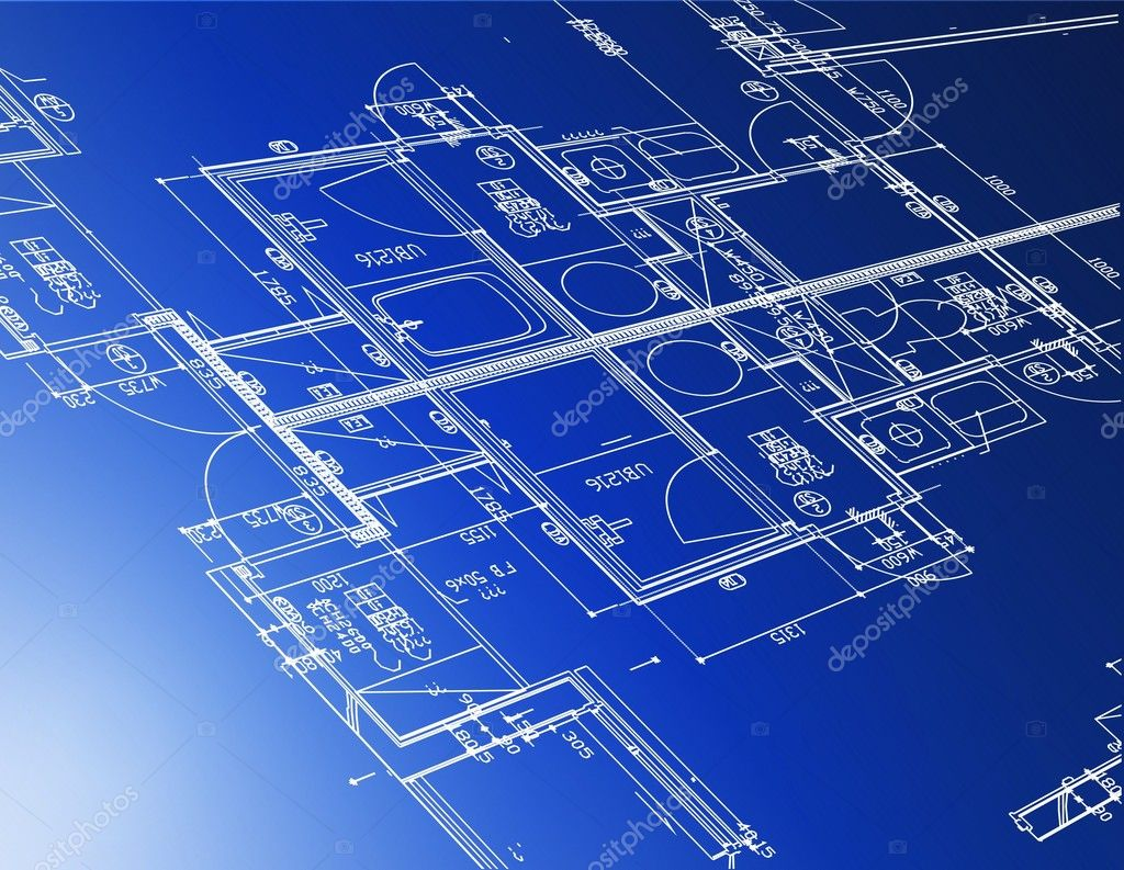 Blueprint in photoshop related keywords blueprint in for Architecture blueprint