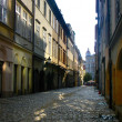 Ancient narrow old town street — Stock Photo #6569843