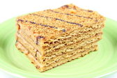 Armenian honey cake — Stock Photo