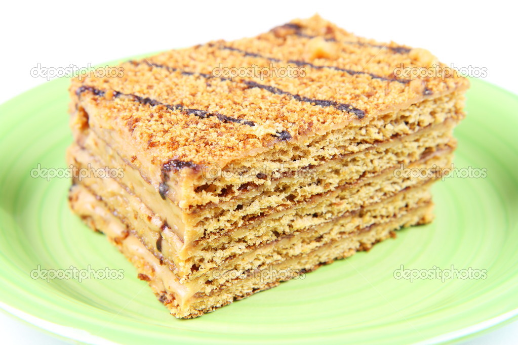 Armenian Honey Cake Recipe