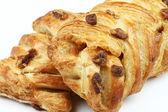 Pecan pastries — Stock Photo