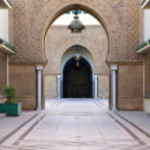 Entrance Palace — Stock Photo