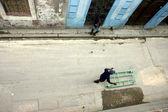La havana sokaklarını — Stok fotoğraf