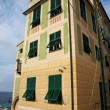 Typical architecture in Bogliasco — Stock Photo #6736182