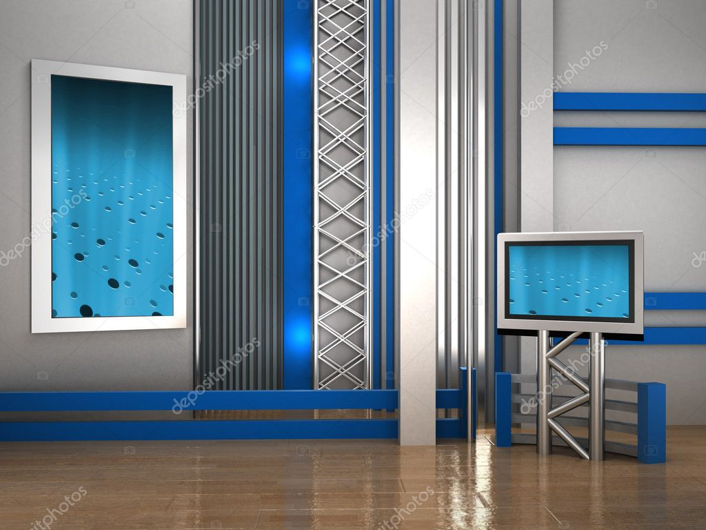 Studio tv | Stock Photo © moatsem alnkhala #5588172