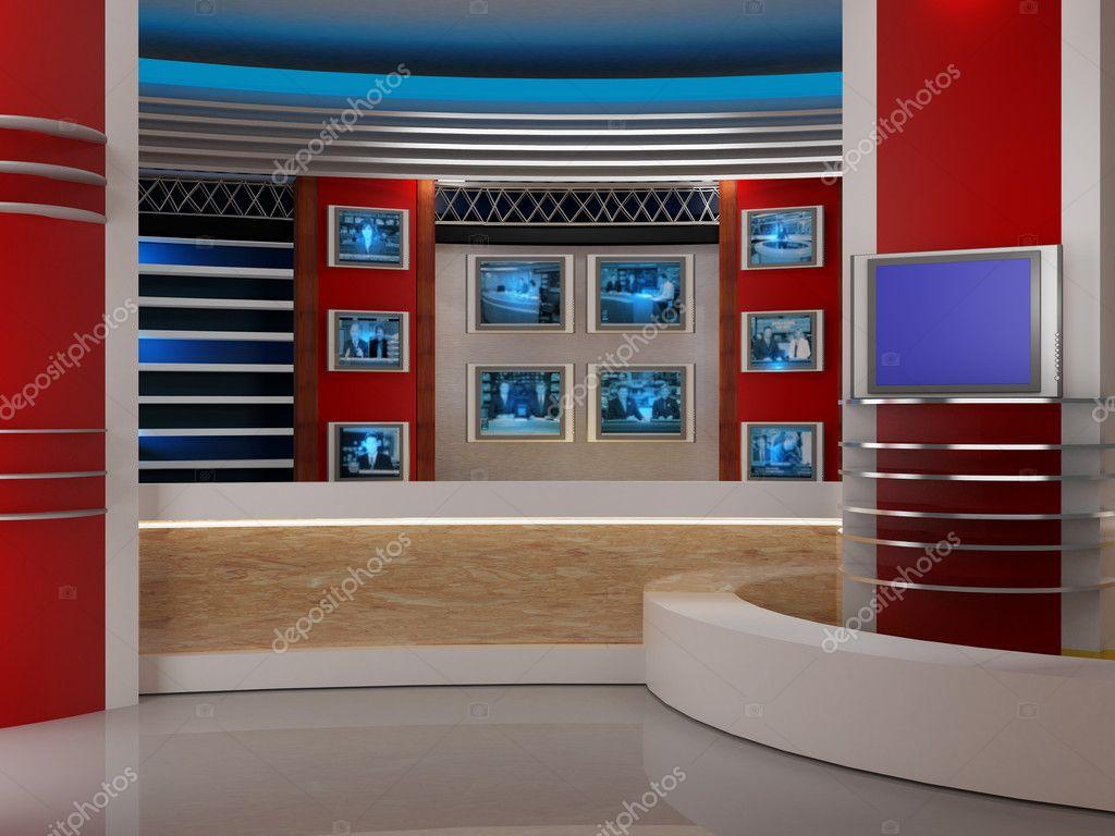 Studio tv | Stock Photo © moatsem alnkhala #5588297