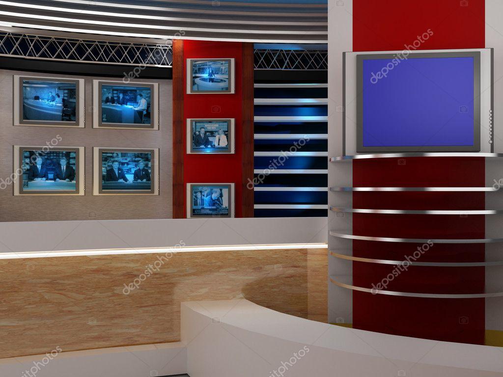 Studio tv | Stock Photo © moatsem alnkhala #5588351