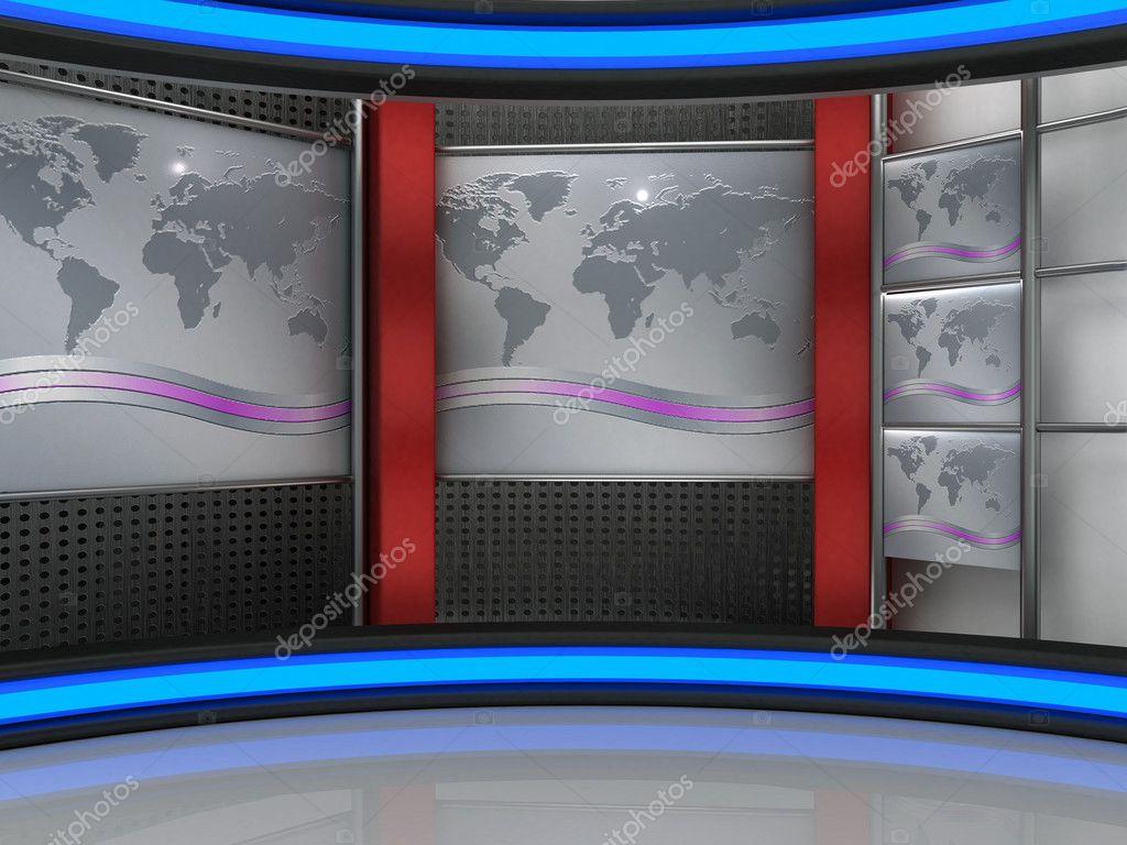 Studio tv | Stock Photo © moatsem alnkhala #5826647