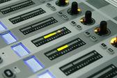 Mixer Audio — Stock Photo