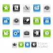 Web 2.0 Icons // Clean Series — Stock Photo #5419507