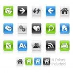 Web Navigation // Clean Series — Stock Photo