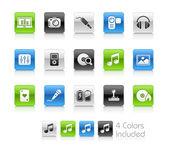 Media & Entertainment // Clean Series — Stockfoto