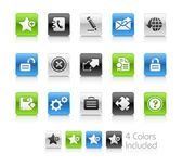 Web 2.0 Icons // Clean Series — Stock Photo